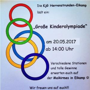 Olympiade 2017